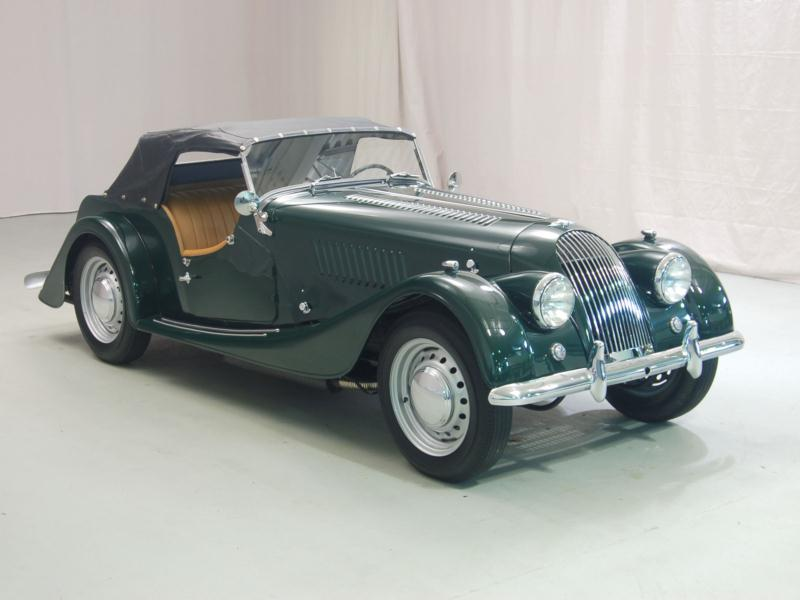 1957 Morgan Plus 4 Convertible