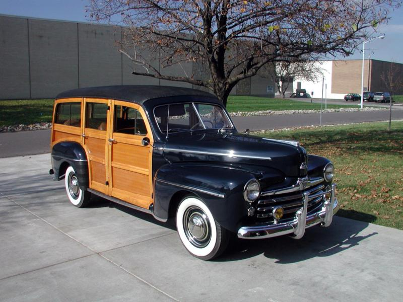 1948 Ford Super Deluxe Values Hagerty Valuation Tool 174