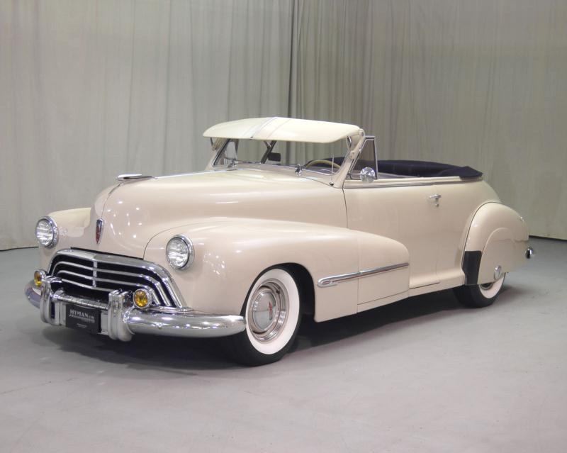 1948 Oldsmobile Series 66 Dynamic Values | Hagerty ...