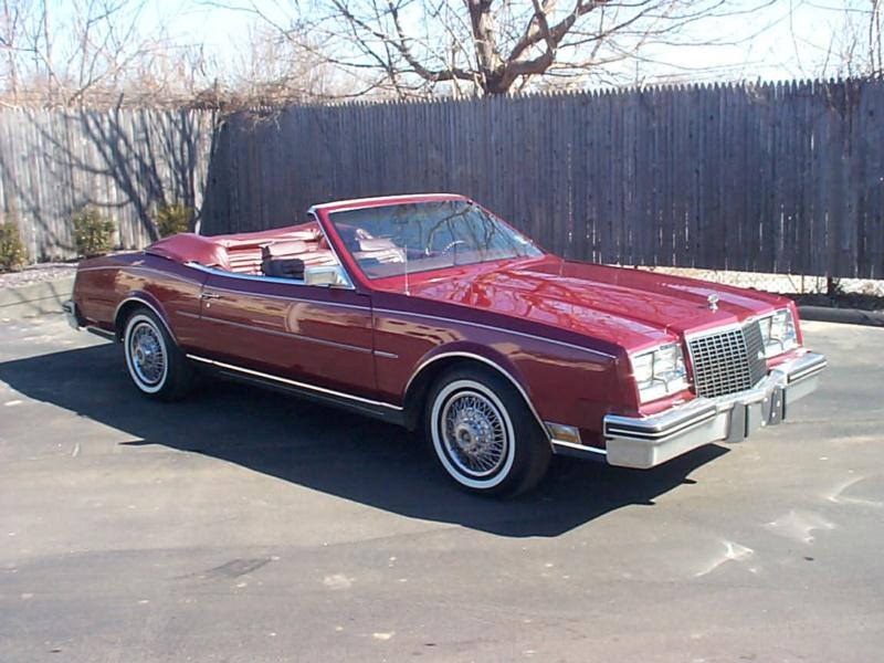 Hagerty Price Guide >> 1981 Buick Riviera Values | Hagerty Valuation Tool®