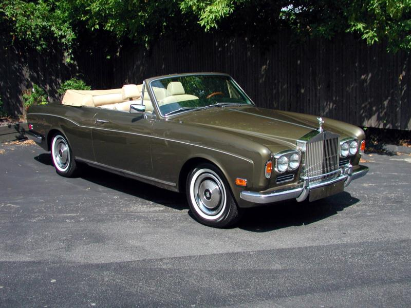 Hagerty Price Guide >> 1977 Rolls-Royce Corniche I Values | Hagerty Valuation Tool®