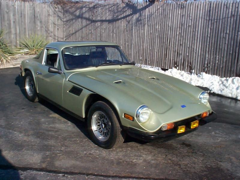 1975 TVR 2500M Coupe
