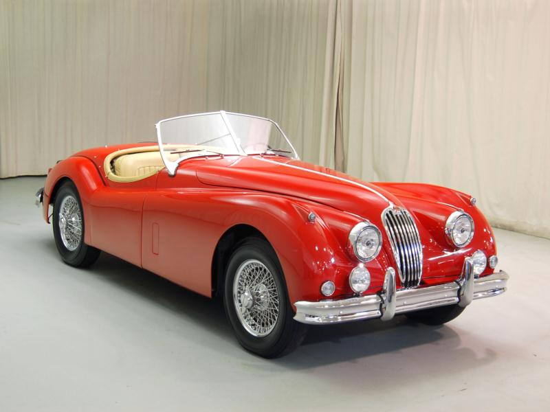 1956 Jaguar XK 140 Drop Head Coupe