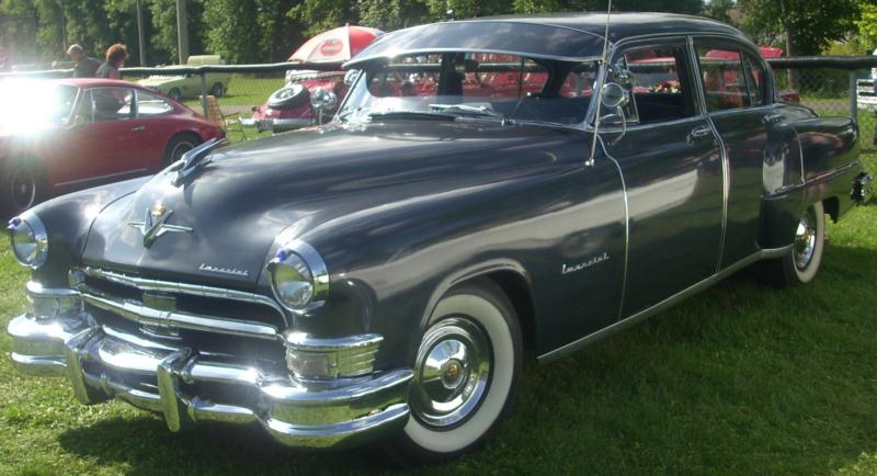 1950 Chrysler New Yorker Sedan