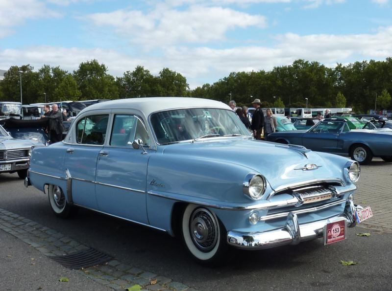1954 Plymouth Belvedere Coupe