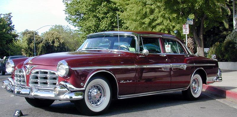 1955 Imperial Imperial Values Hagerty Valuation Tool 174