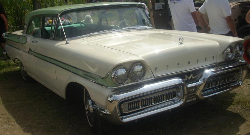 1958 Mercury Monterey Coupe