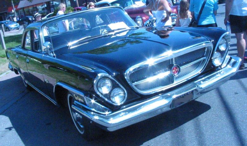 Hagerty Car Values >> 1963 Chrysler New Yorker Values | Hagerty Valuation Tool®