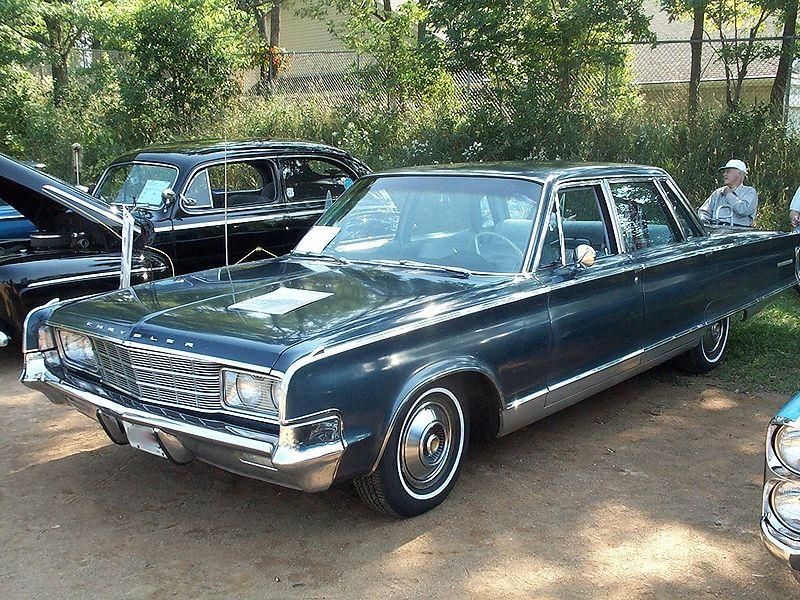 1965 Chrysler New Yorker Sedan