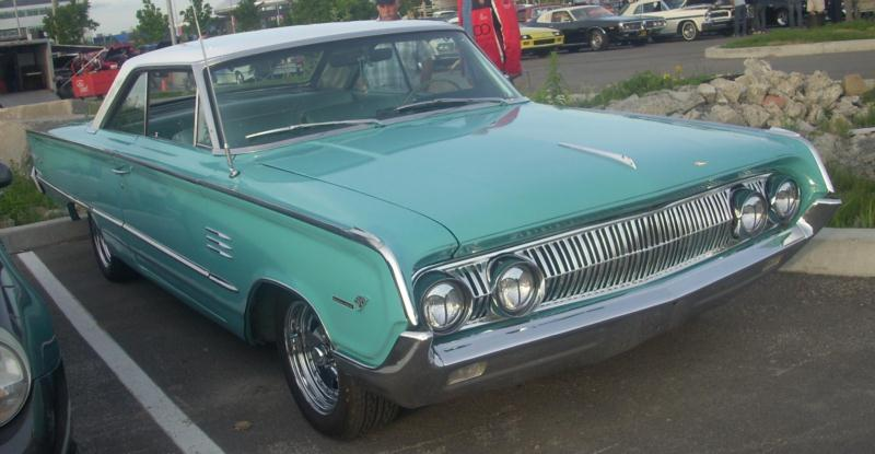 1965 Mercury Montclair Coupe