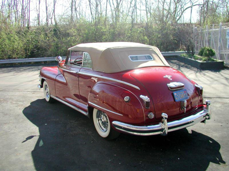 1948 Chrysler Windsor Values Hagerty Valuation Tool 174