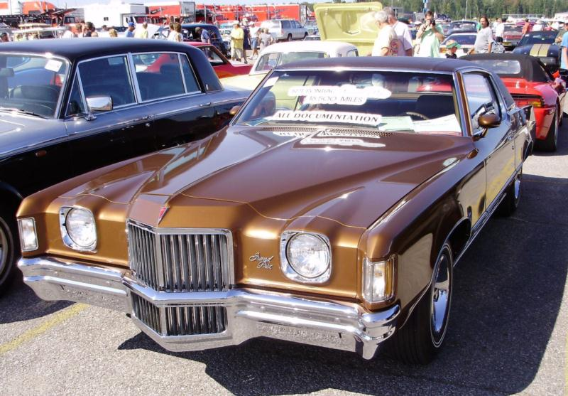 Hagerty Valuation Tool >> 1975 Pontiac Grand Prix Values | Hagerty Valuation Tool®