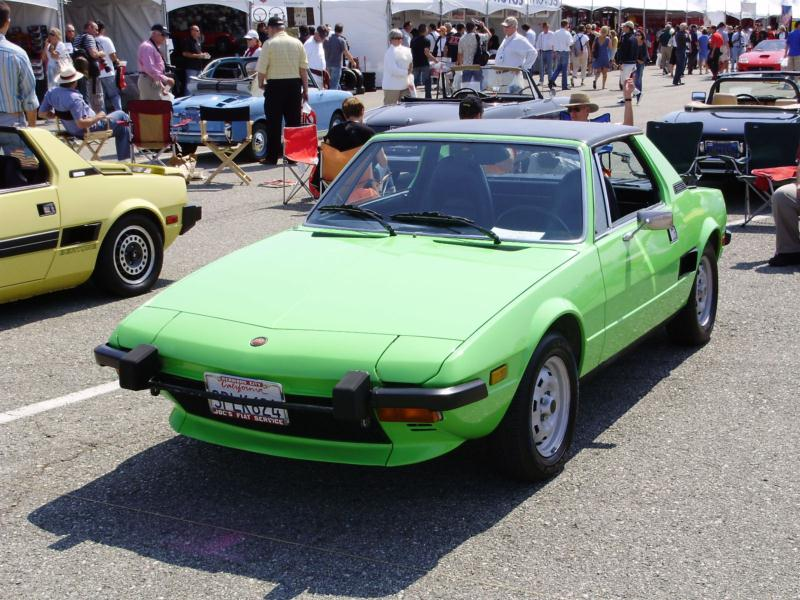 1979 Fiat X1 9 1500 Values Hagerty Valuation Tool 174
