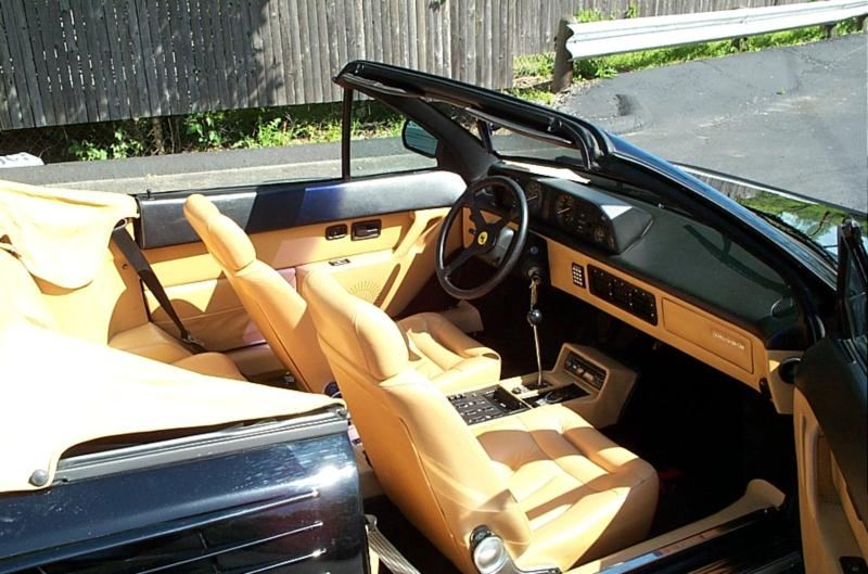 1983 ferrari mondial values hagerty valuation tool. Black Bedroom Furniture Sets. Home Design Ideas