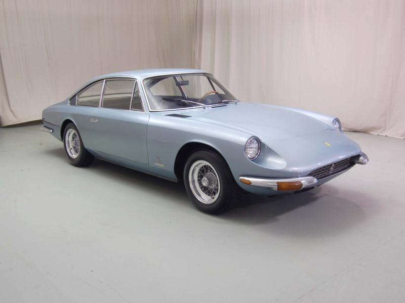 Hagerty Car Values >> 1969 ferrari 365 gt Values | Hagerty Valuation Tool®