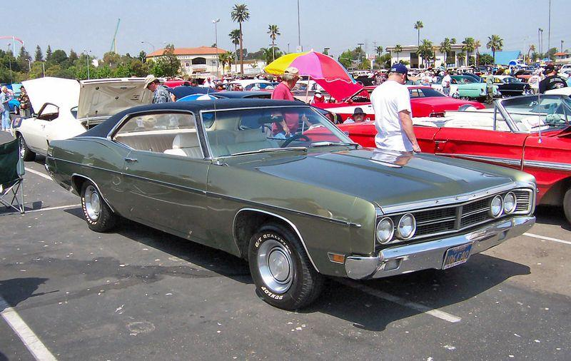 1970 Ford Galaxie 500