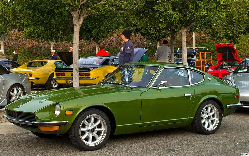 1972 Datsun 240Z Values | Hagerty Valuation Tool®