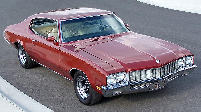 1971 buick skylark values