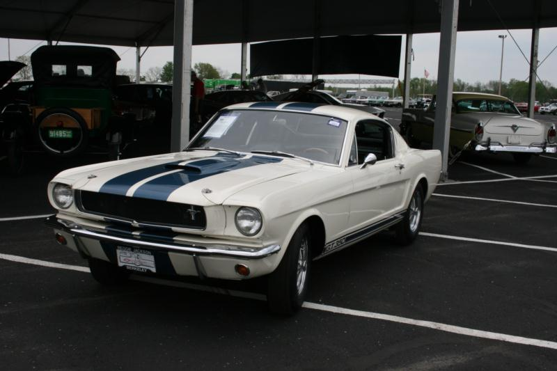 1965 Shelby GT350 Fastback Coupe