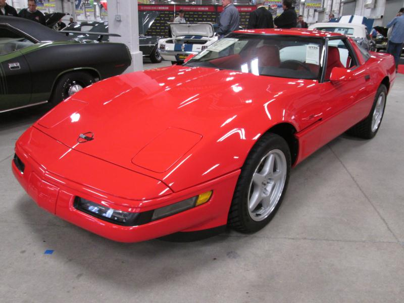 1995 Chevrolet Corvette ZR1 Coupe