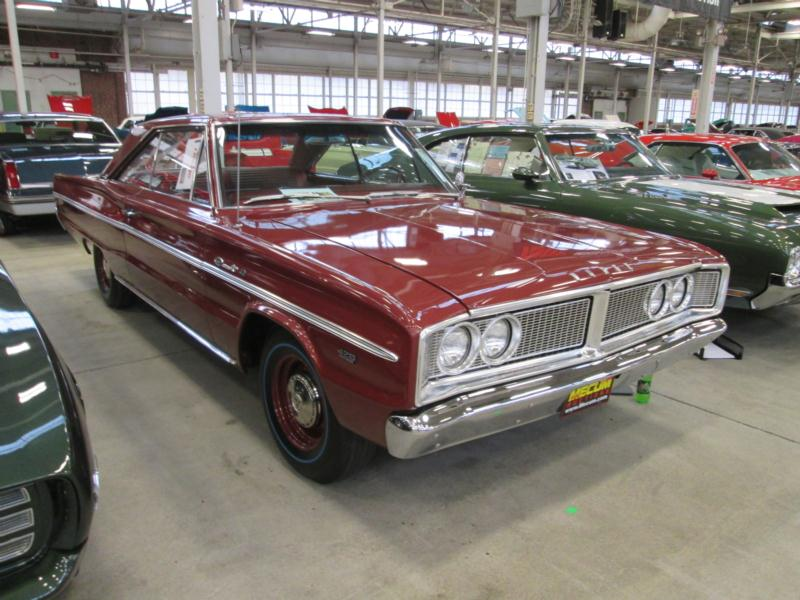 1966 Dodge Coronet Hardtop Coupe
