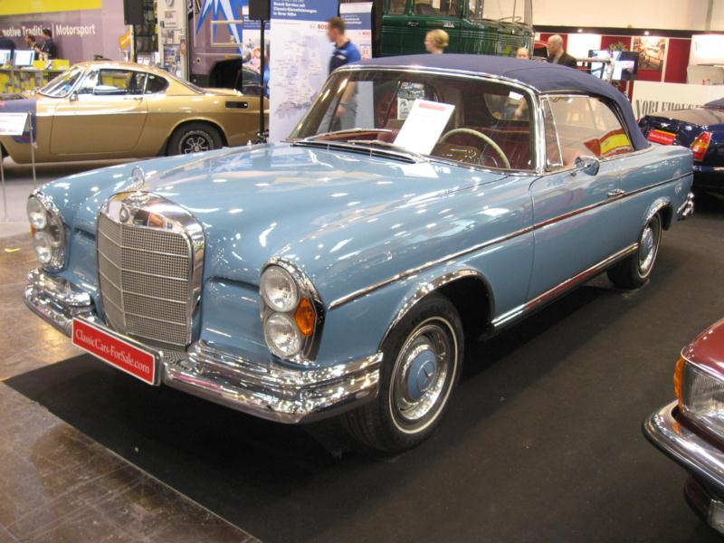 1964 Mercedes-Benz 300SE Convertible