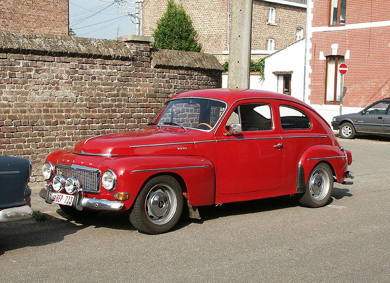 Hagerty Valuation Tool >> 1959 Volvo PV544 Values | Hagerty Valuation Tool®