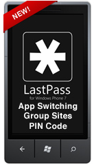 Lastpass Pin Code Prompt Image