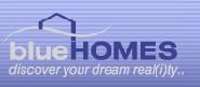 bluehomes.com logo