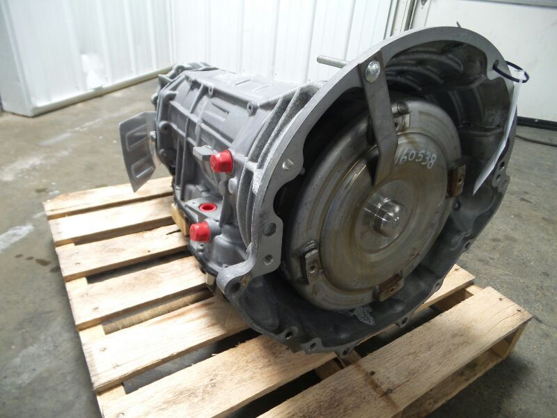2011 Dodge Ram 1500 Transmission Automatic 5 7l Hemi 4x4