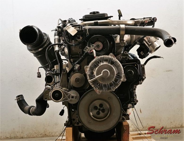 2017 Dodge 6 7l Cummins Turbo Diesel Engine Ram 2500 3500