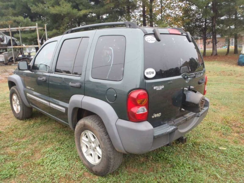 2002 02 Jeep Liberty Starter Motor 3 7l 434482 Ebay