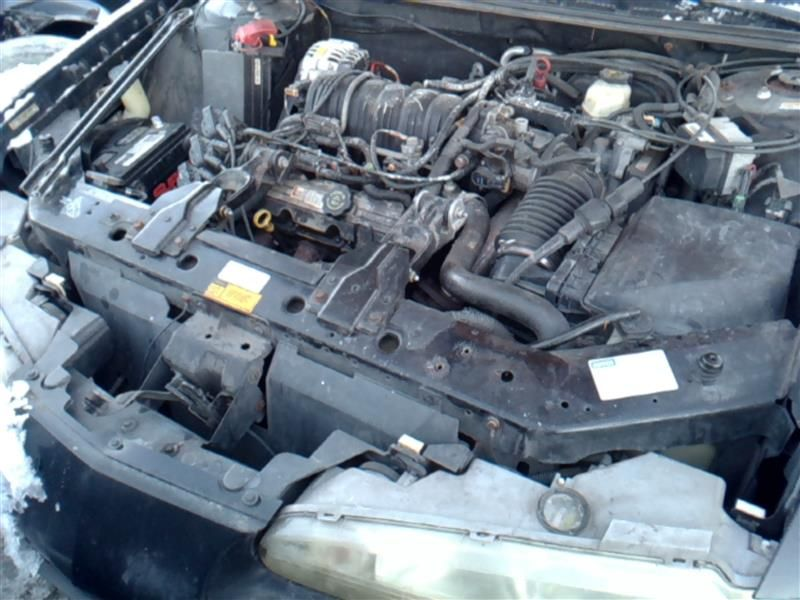 CHASSIS ECM AIR BAG BELOW RIGHT HAND FRONT SEAT FITS 98-99 INTRIGUE 10118224