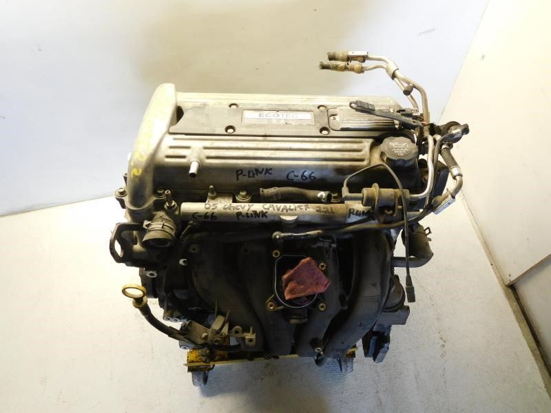 02 03 04 05 Cavalier Engine 2 2l Vin F 8th Digit W  Egr