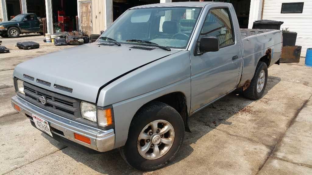 86 87 88 89 90 91 92 Nissan Pickup Front Bumper Assy 4x2