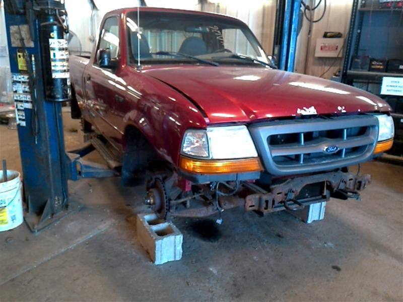 Manual Transmission 98 99 00 Ford Ranger 4x2 6 Manual Guide