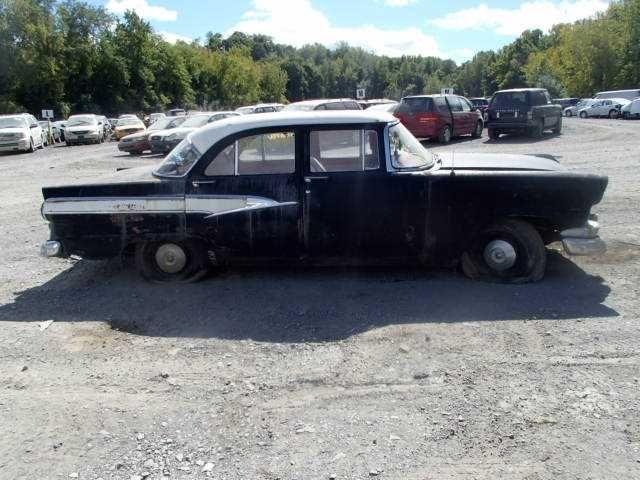 1956 ford custom 4 door sedan 6 cylinder transmission for 1956 ford 4 door