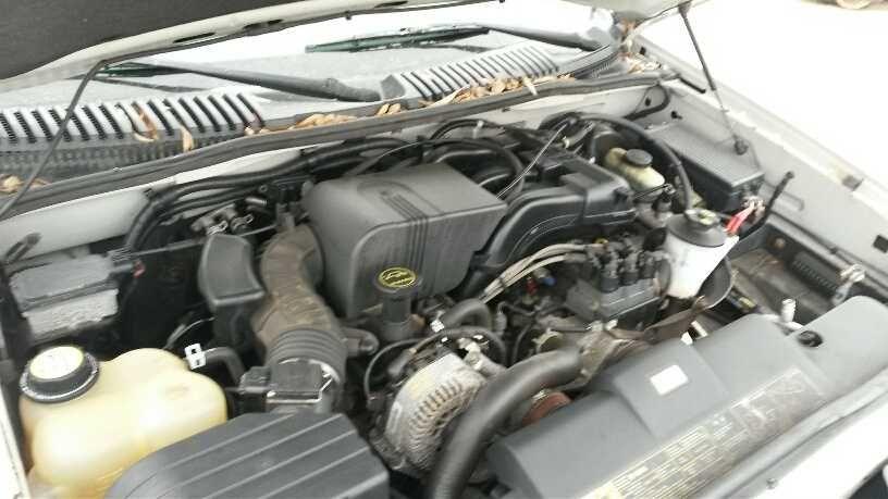 02 03 Ford Explorer Engine 4 0l 199k Miles Good Runner