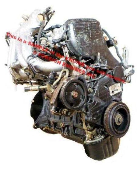 1998 1999 2000 Toyota Rav4 Engine 3s Fe 2 0l Vin P 5th