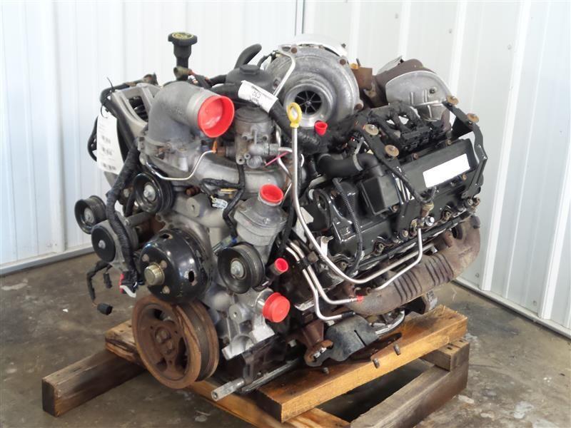 06 07 Ford F350 Powerstroke Engine 6 0l Motor Vin P 8th