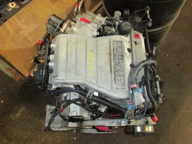91 92 Lumina Engine 3 1l Vin T High Miles Commercial
