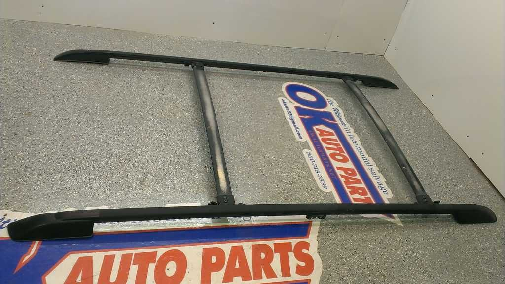 2008 Toyota Sequoia Oem Luggage Roof Rack Assembly Black