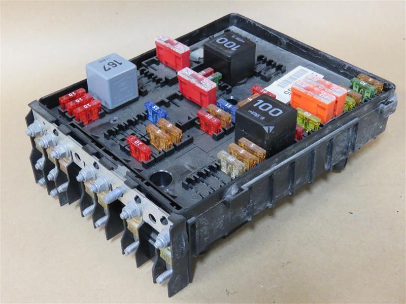 13 14 volkswagen cc fuse box engine 2 0l 332304 ebay 2014 vw cc fuse box 2010 vw cc fuse box layout