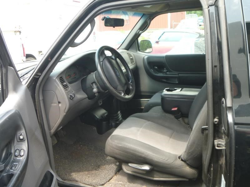 2003 ford ranger pair of rear jump seats ebay. Black Bedroom Furniture Sets. Home Design Ideas