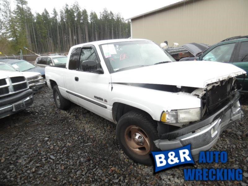 01 Dodge Ram 1500 Pickup Power Brake Booster 8938792