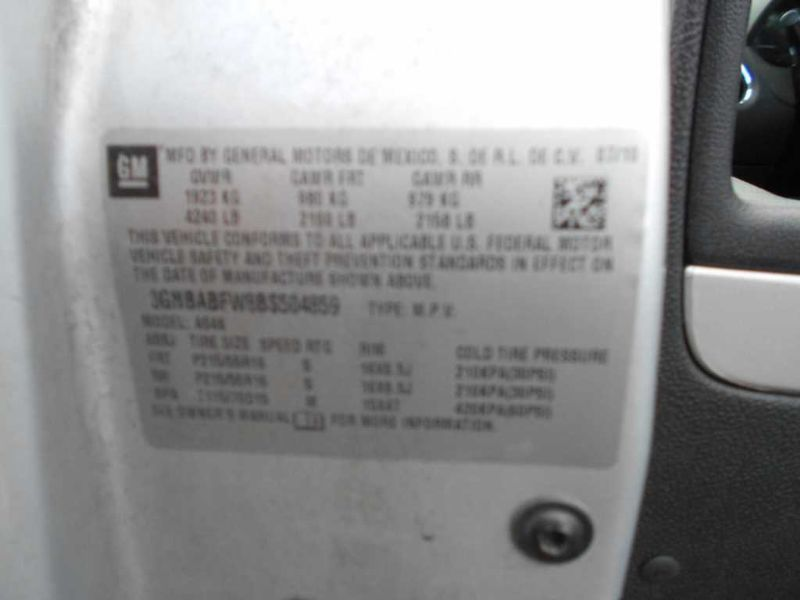 chevy hhr fuse box engine manual driver seat  09 10 11 chevy hhr fuse box engine