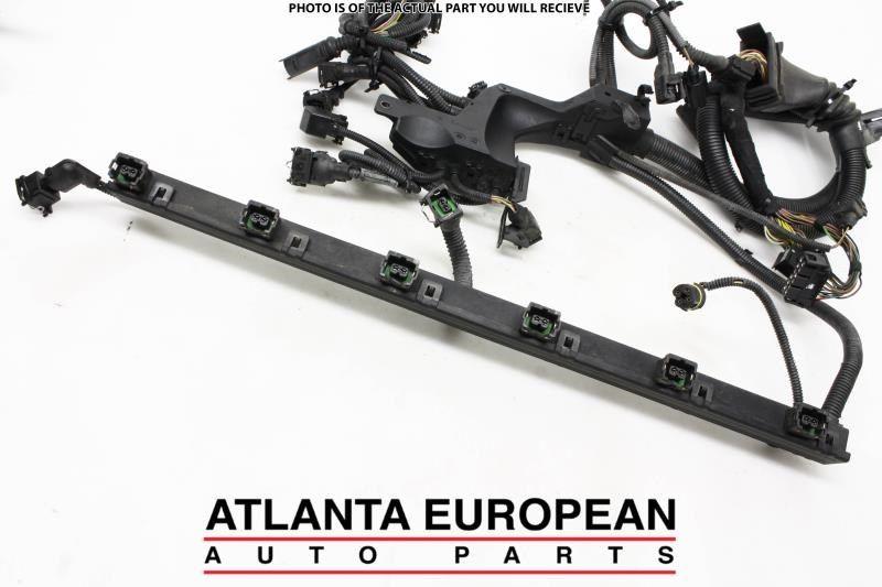 03 bmw 530 e39 3 0l m54 engine wire wiring harness 1439526 7518005 ebay