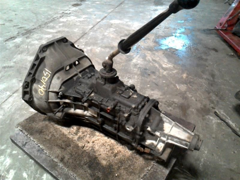 92 93 94 95 96    FORD       F150       MANUAL       TRANSMISSION    5 SPEED ZF 4X2 ID F4TAAA AND AB   eBay