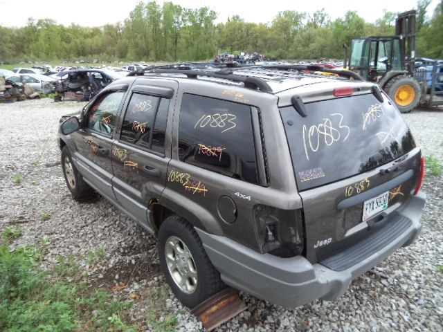 99 Jeep Grand Cherokee Under Hood Fuse Box 337888