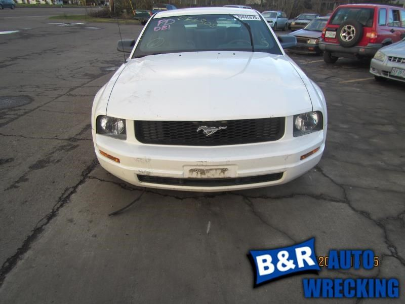 CHASSIS ECM AIR BAG BELOW CENTER DASH COUPE FITS 05-06 MUSTANG 10130460